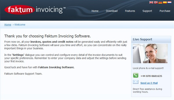 Invoicing-Software-Installation-Startpage.png